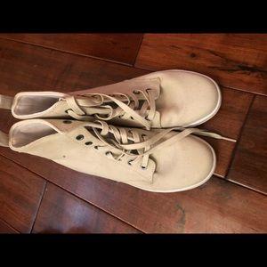 Dr. Marten hightop sneakers